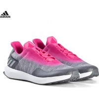 adidas PerformanceRapidaRun Uncaged Gymnastikskor Grå/Rosa38 (UK 5)