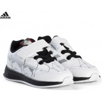 adidas PerformanceStar Wars RapidaRun Infants Gymnastiksko Vit23 (UK 6)