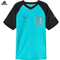 adidas PerformanceMessi Icon T-shirt Teal4-5 years