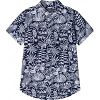 Lands' EndBotanical Print Skjorta Deep Sea4 years