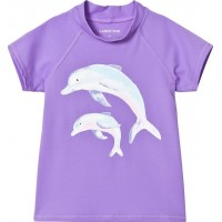 Lands' EndDolphin Graphic Rash Guard Lila4 years