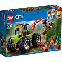 LEGO City60181 LEGO® City Forest Tractor