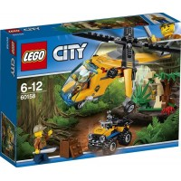 LEGO City60158, Djungel, Transporthelikopter