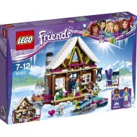LEGO Friends41323 LEGO® Friends Vinterresort ? stuga