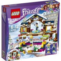 LEGO Friends41322 LEGO® Friends Vinterresort ? skridskobana