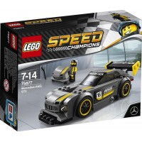 LEGO Speed Champions75877, Mercedes-AMG GT3