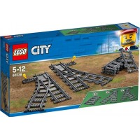 LEGO City60238 LEGO® City Train Switch Tracks