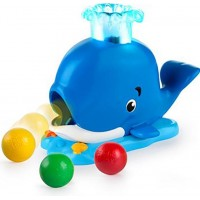 Bright StartsSilly Spout Whale Boll Popper