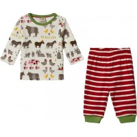 FrugiOliver Set Snow White Hay Days0-3 months