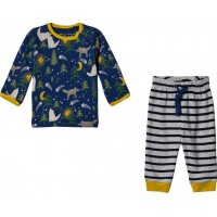 FrugiStargaze Pyjamas Moonlit Night0-3 months