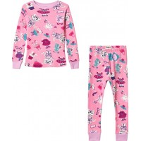 HatleyDress Up Cats Pyjamas Rosa2 years