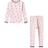 HatleyPrecious Penguins Pyjamas Rosa2 years
