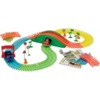 PlayMagic Tracks, Super Starter Set, Bygg din egen bilbana