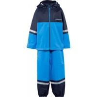 DidriksonsWaterman Kids Set Sharp Blue70 cm
