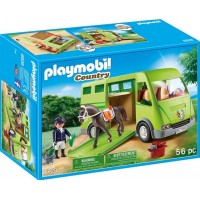 PlaymobilHorse trailer