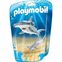 PlaymobilHammerhead Shark with Baby