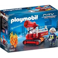 PlaymobilFire Water Canon