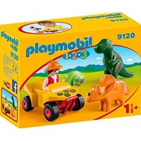 PlaymobilExplorer with Dinos