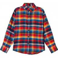 Lands' EndMulti Check Flannel Shirt4 years
