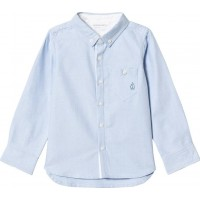 ebbe KidsVasa Shirt Light Blue Oxford92 cm (1,5-2 år)