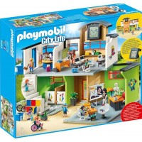 PlaymobilFurnished School Building