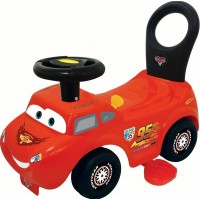 Disney Pixar CarsDisney Cars, Gåbil, Activity Ride On, 2-in-1