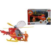 Brandman Sam Helikoptern Wallaby inkl. figur