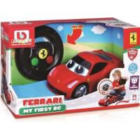 BB Junior Min första radiostyrda Ferrari