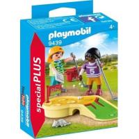 Playmobil 9439 - Barn på minigolfbana