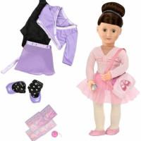Our Generation Sydney Lee med balettkläder