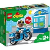 LEGO DUPLO Town 10900 - Polismotorcykel