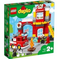 LEGO DUPLO Town 10903 Brandstation