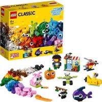 LEGO Classic 11003 - Klossar och ögon