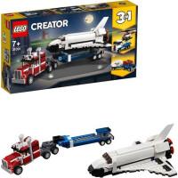 LEGO Creator 31091 - Transport för rymdfärja