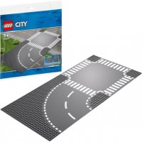 LEGO City 60237 Kurva och korsning