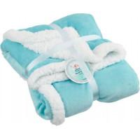 2B Baby Fleecefilt (Blå)