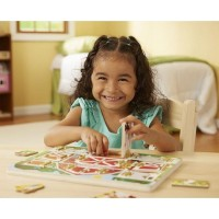 Melissa & Doug Hide & Seek Farm