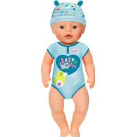 Baby Born Interaktiv docka (Blå)