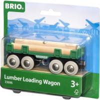BRIO Lift & Load 33696 Timmervagn