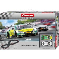 Carrera Evolution Bilbana DTM Speed Duel 5,3 meter