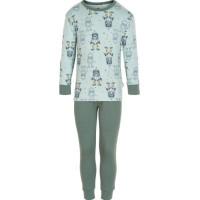 CeLaVi Pyjamas tvådelad (Grön)