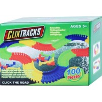 Clixtracks 100 vägdelar