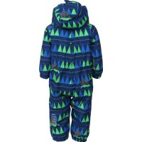 Color Kids Vinteroverall Rimah (Estate blue) (68)