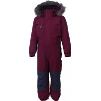Color Kids Kito Vinteroverall (Burgundy)