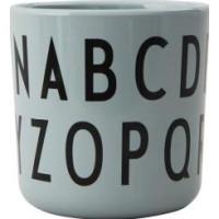 Design Letters ABC Mugg (Grön)