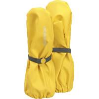 Didriksons Pileglove Fodrade Regnvantar (Pollen Yellow)