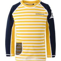 Didriksons Surf UV-tröja (Yellow) (80)