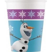 Disney Frozen Pappersmuggar 8 st