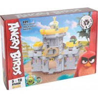 Edukie Angry Birds Gris slott