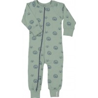 Geggamoja Pyjamas (Tiger Grön)